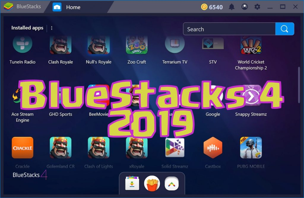 BlueStacks 4 Download 2019
