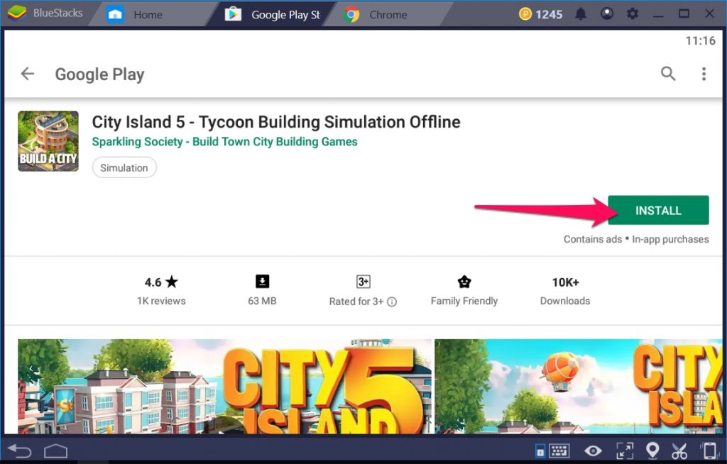 City Island 5 Tycoon for Windows 10