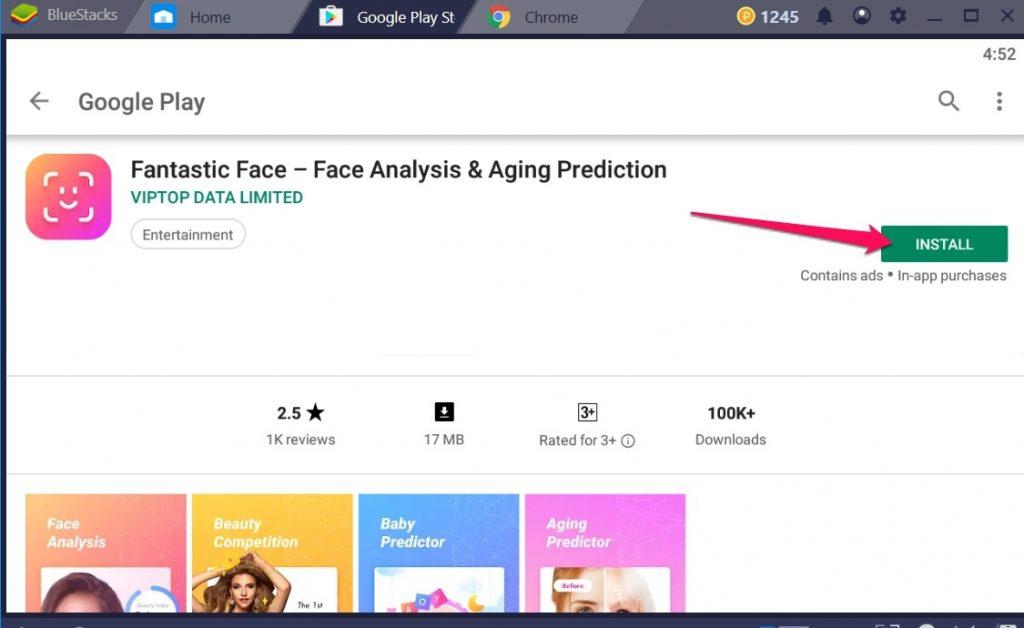 Fantastic Face for Windows 10