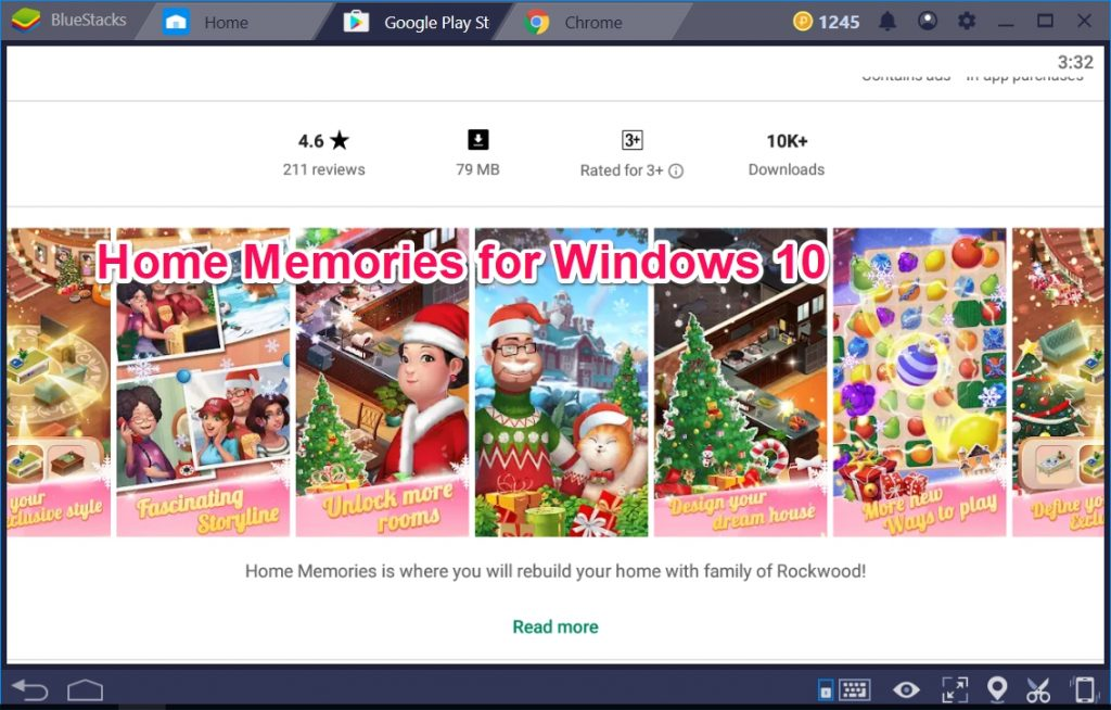 Home Memories for Windows 10