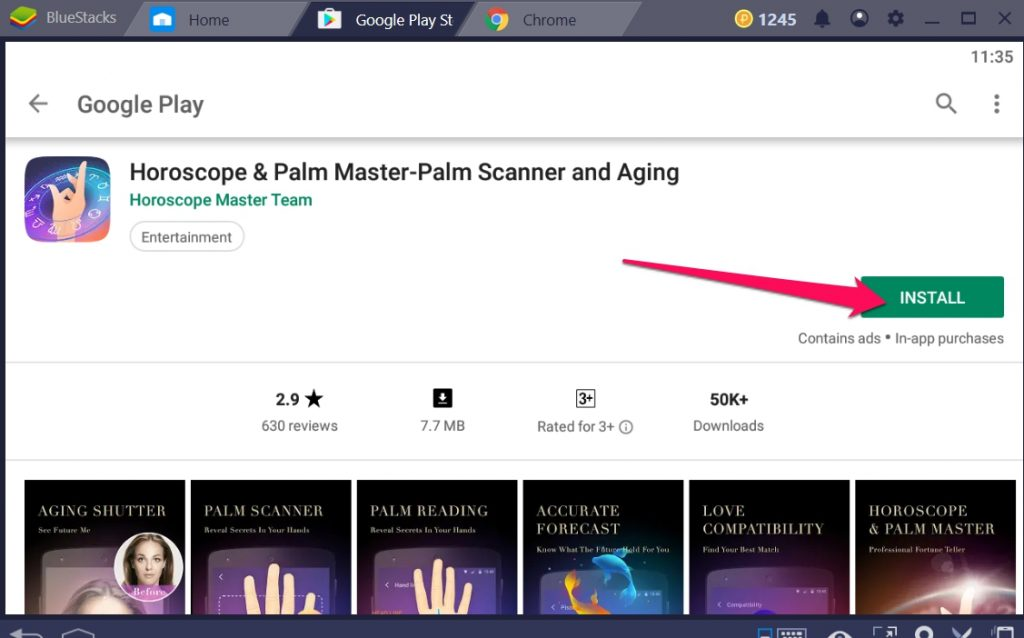 Horoscope & Palm Master for Windows 10