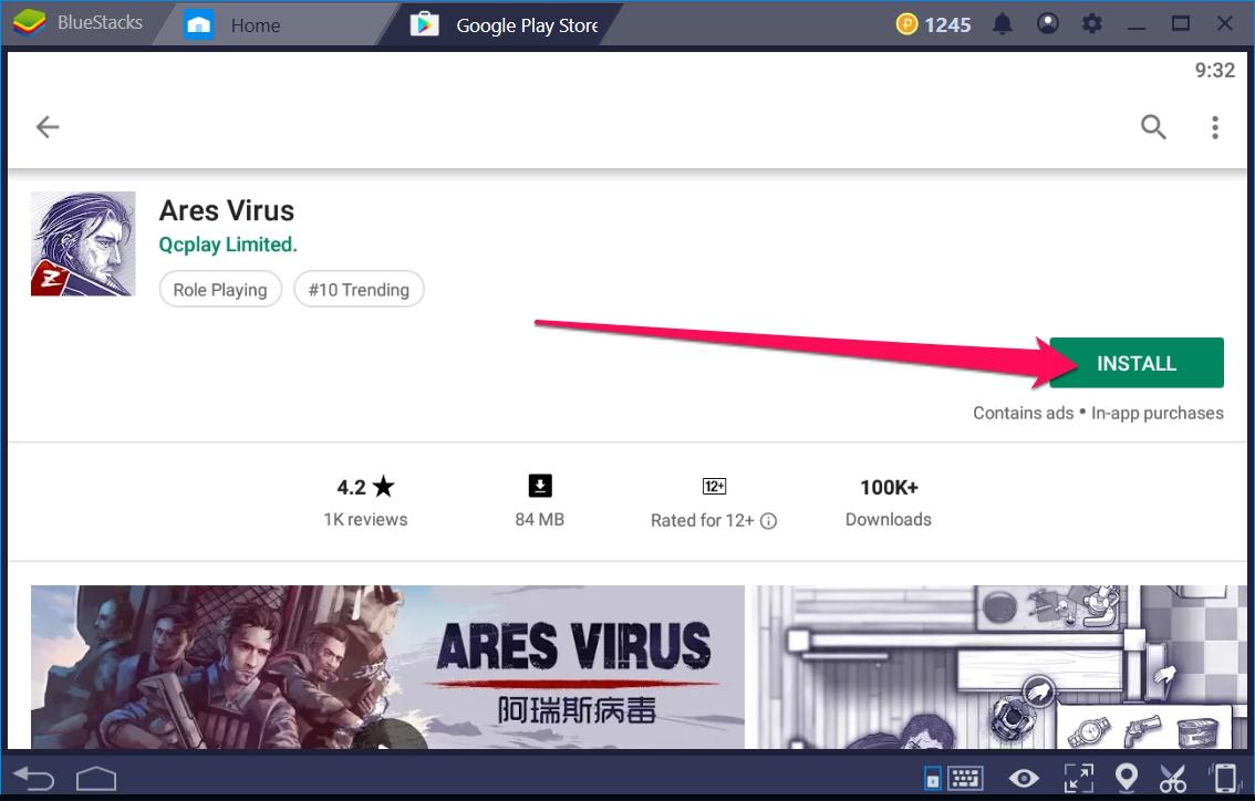 Ares Virus for Windows 10 enjoy on PC - TechyForPC