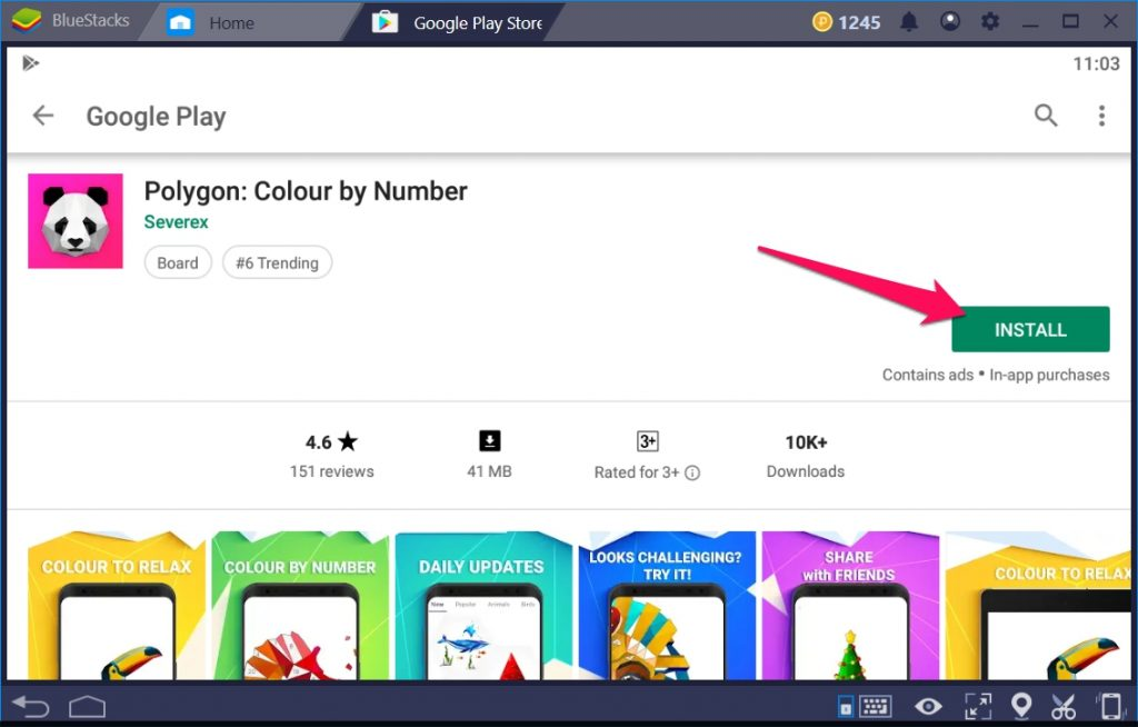 Polygon Colour by Number for Windows 10