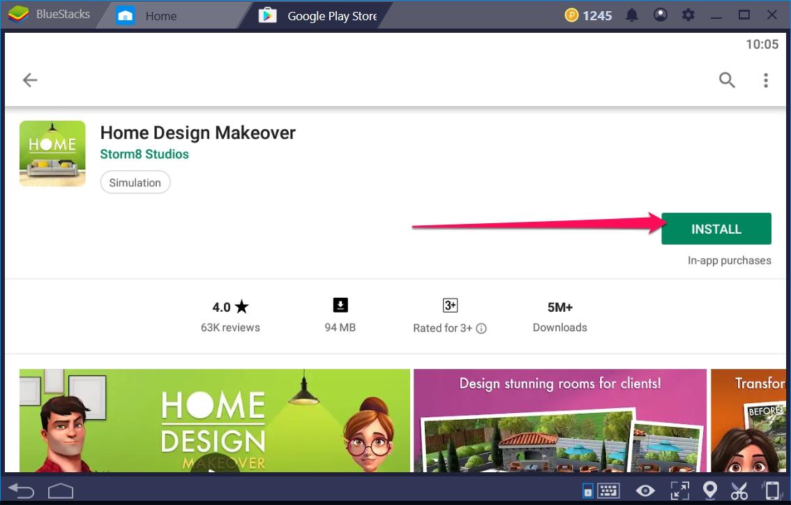 Home Design Makeover For Windows 10 Pc Techyforpc