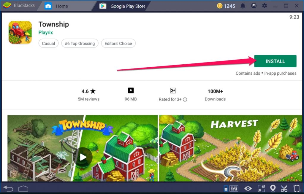 Township for Windows 10 PC