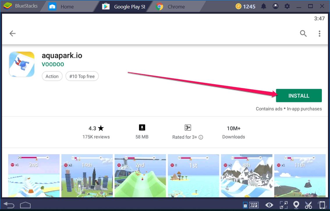 Aquapark io for Windows 10 PC fun unlimited - TechyForPC