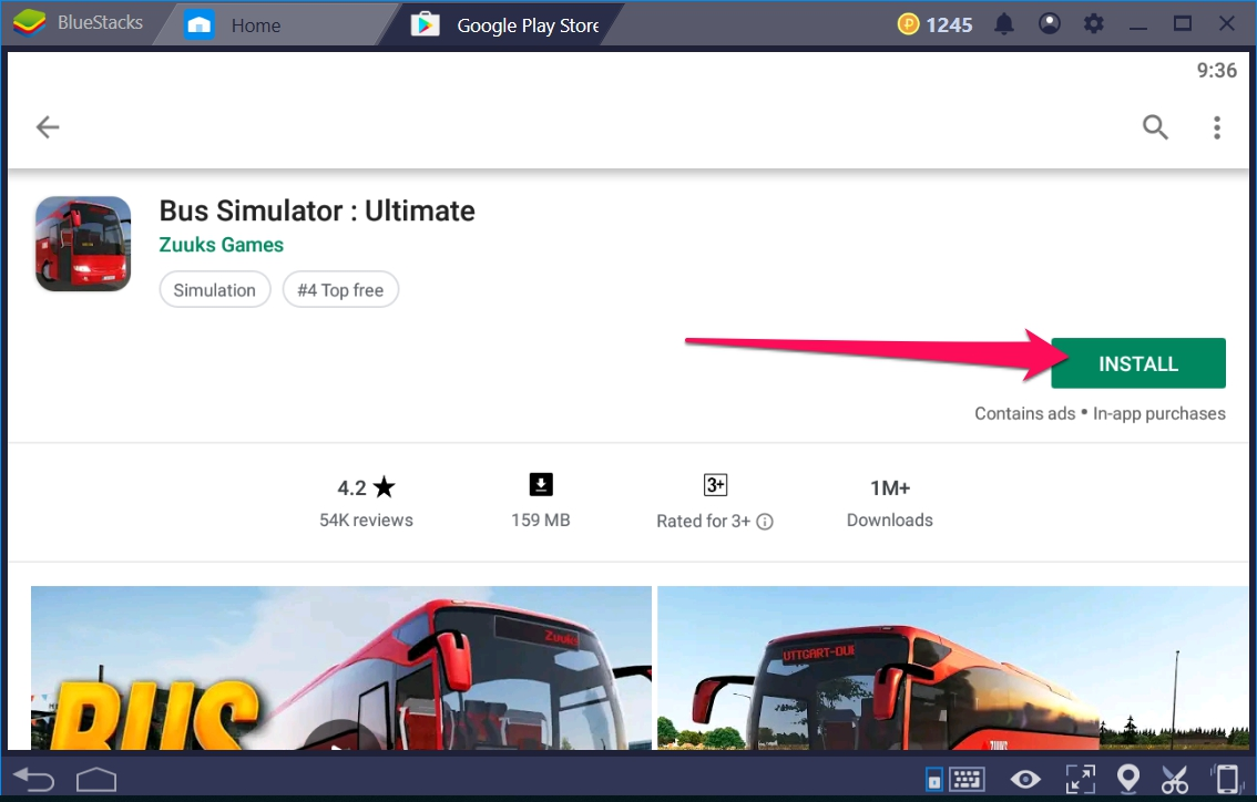 Bus Simulator Ultimate for Windows 10 PC - TechyForPC