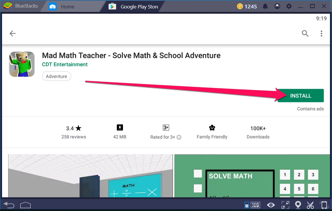 Mad Math Teacher for Windows 10 PC - TechyForPC