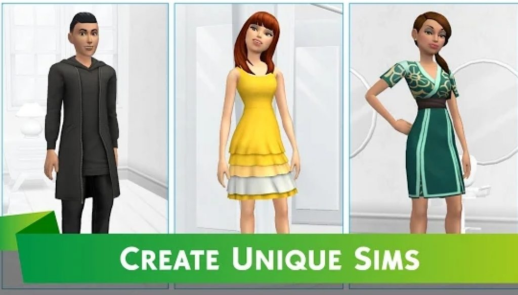 The Sims Mobile for Windows 10 PC