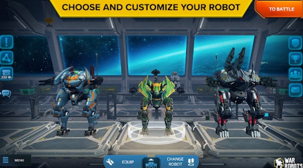 War Robots for Windows 10 PC