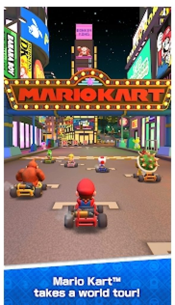 Mario Kart Tour for Windows 10 PC