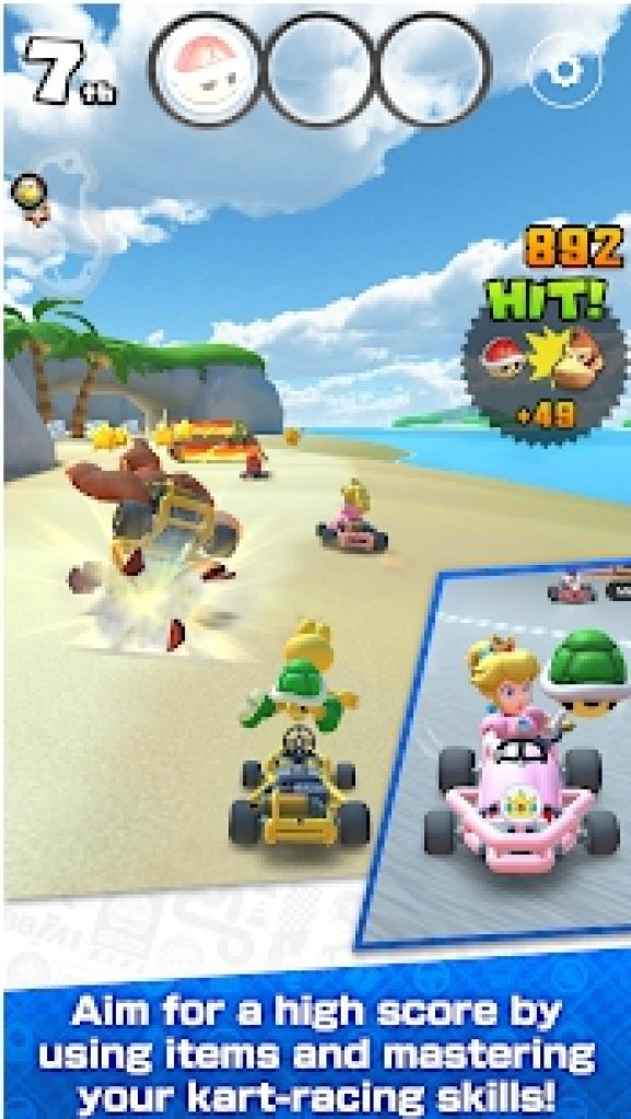 Mario Kart Tour for Windows 10 PC