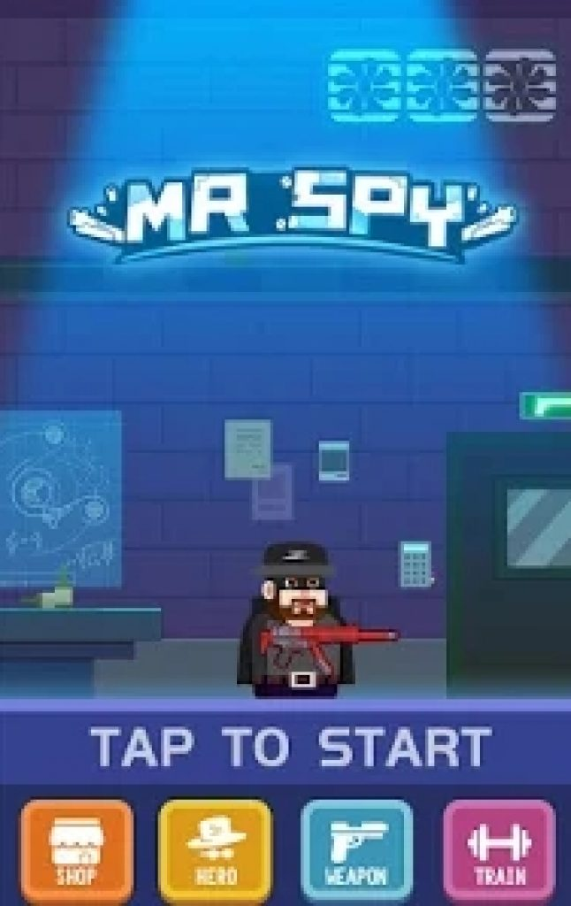 Mr Spy Mr Bullet Superhero Adventure for Windows 10 PC