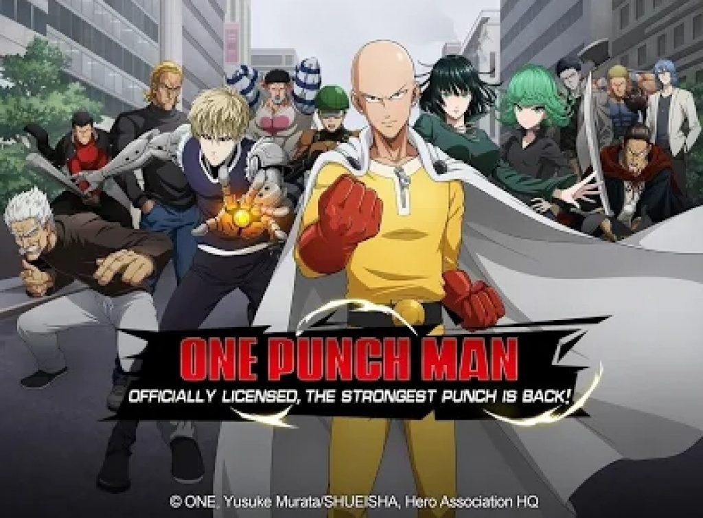 One Punch Man Road to Hero for Windows 10 PC