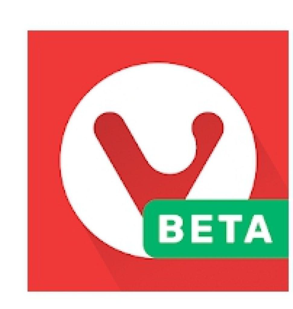 Vivaldi Browser Beta for Windows 10 PC