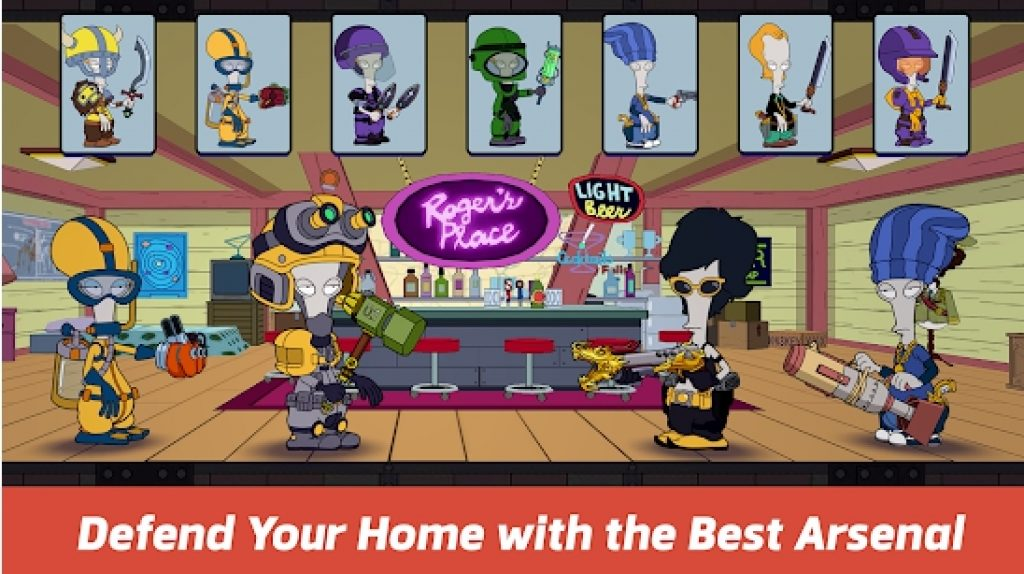 American Dad! Apocalypse Soon for Windows 10 PC
