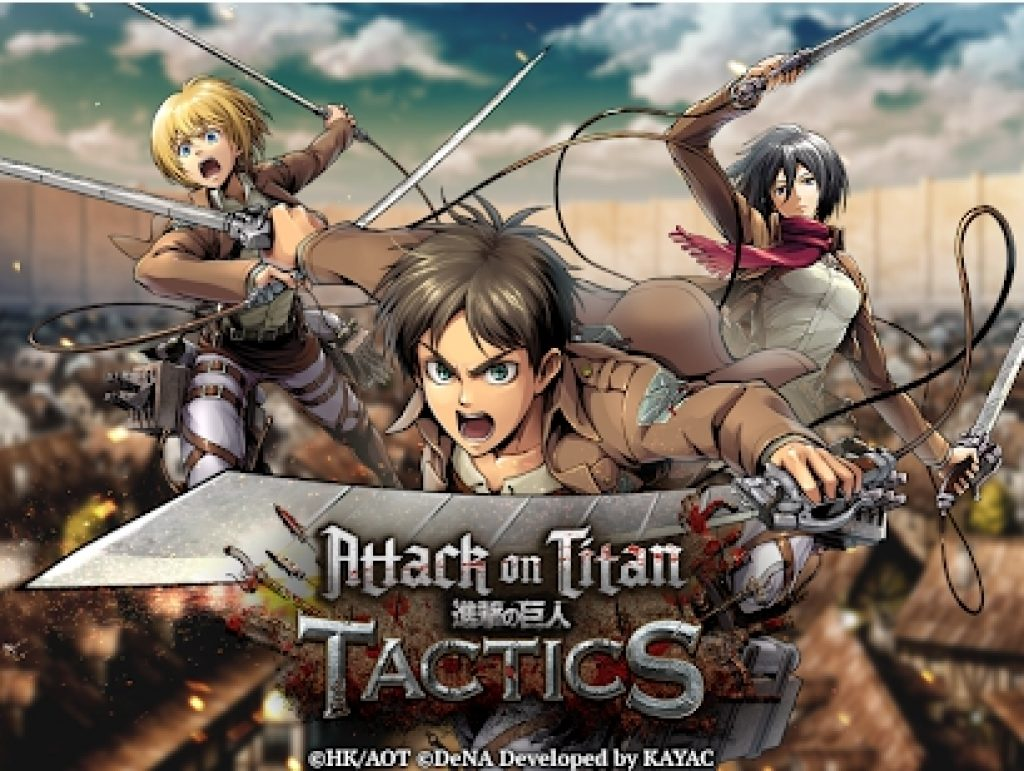 Attack on Titan TACTICS for Windows 10 PC