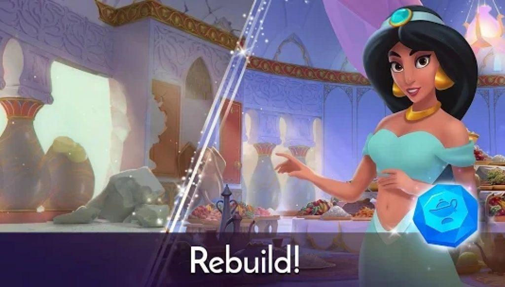 Disney Princess Majestic Questfor Windows 10 PC
