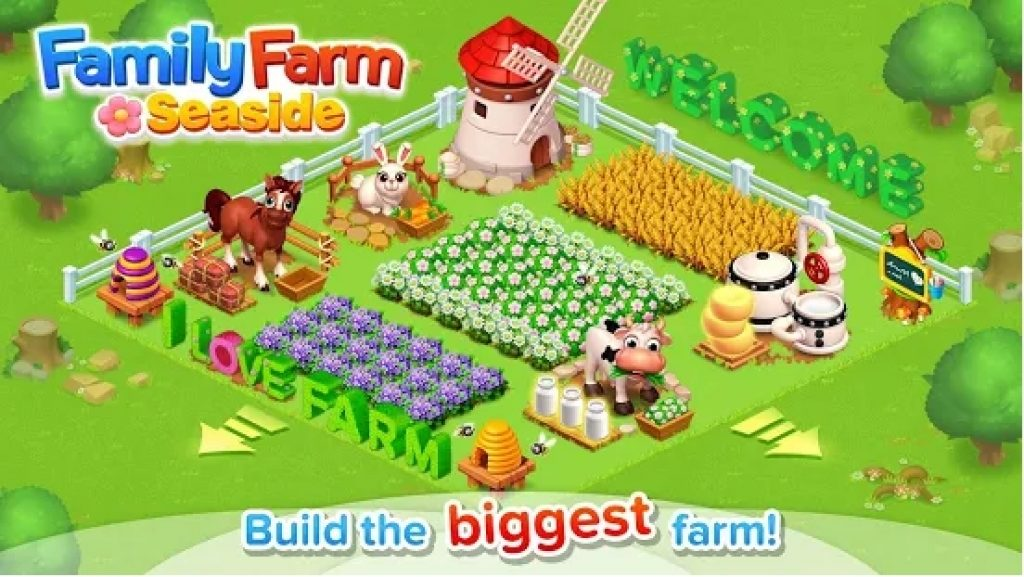 Family Farm Seaside for Windows 10 PC