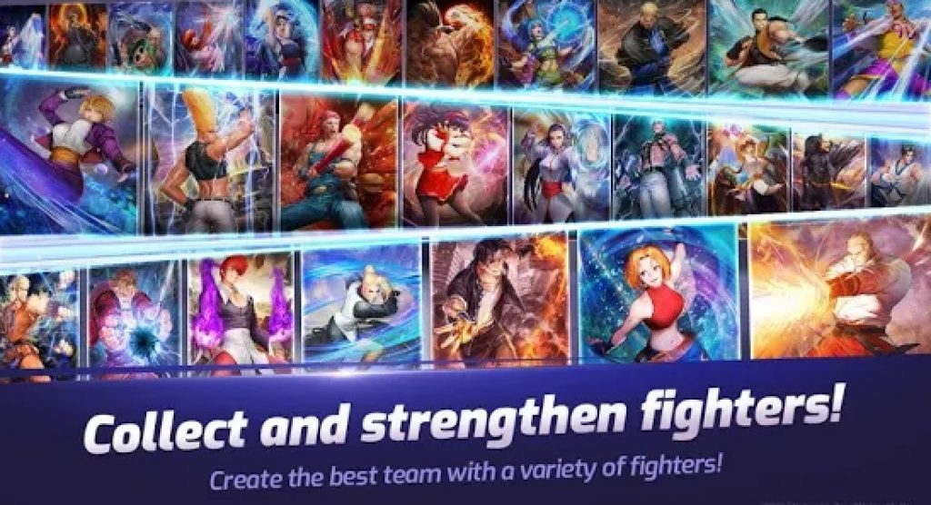 The King of Fighters ALLSTARfor Windows 10 PC