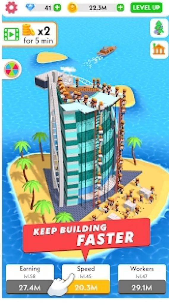 Idle Construction 3Dfor Windows 10 PC