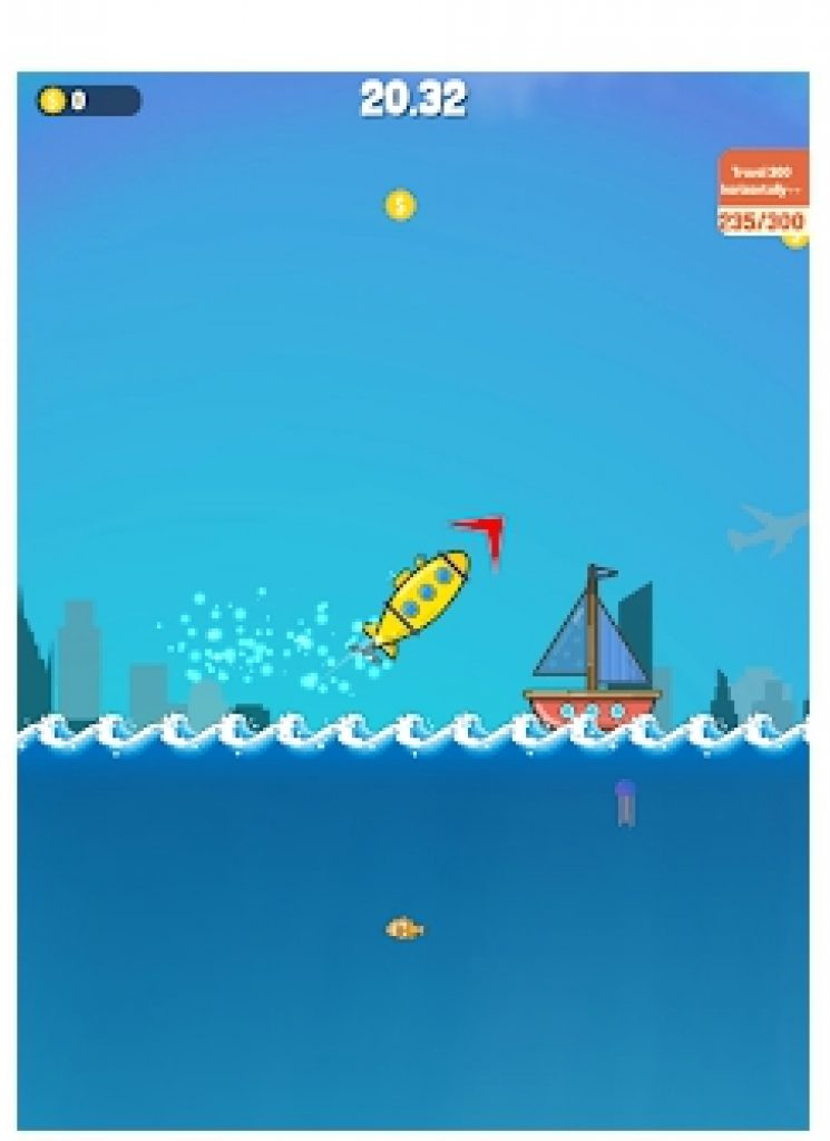 Submarine Jump for Windows 10 PC