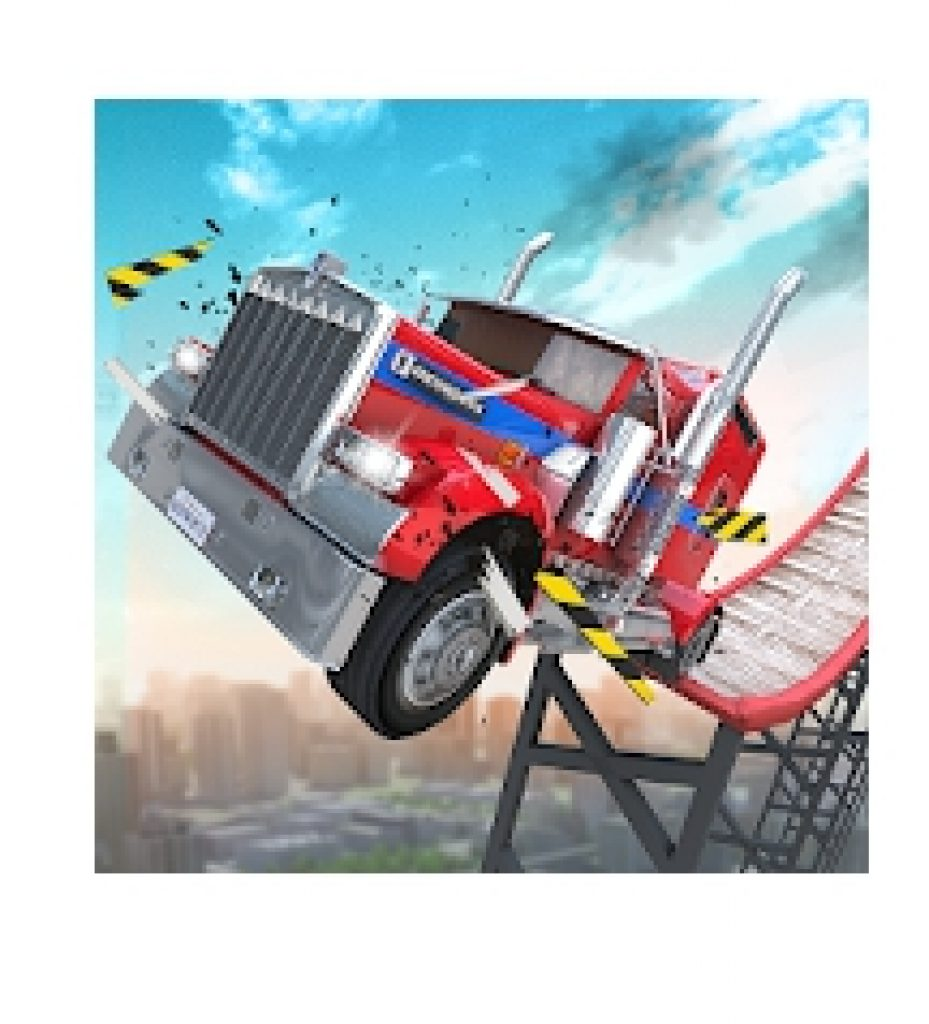 Stunt Truck Jumping for Windows 10 PC
