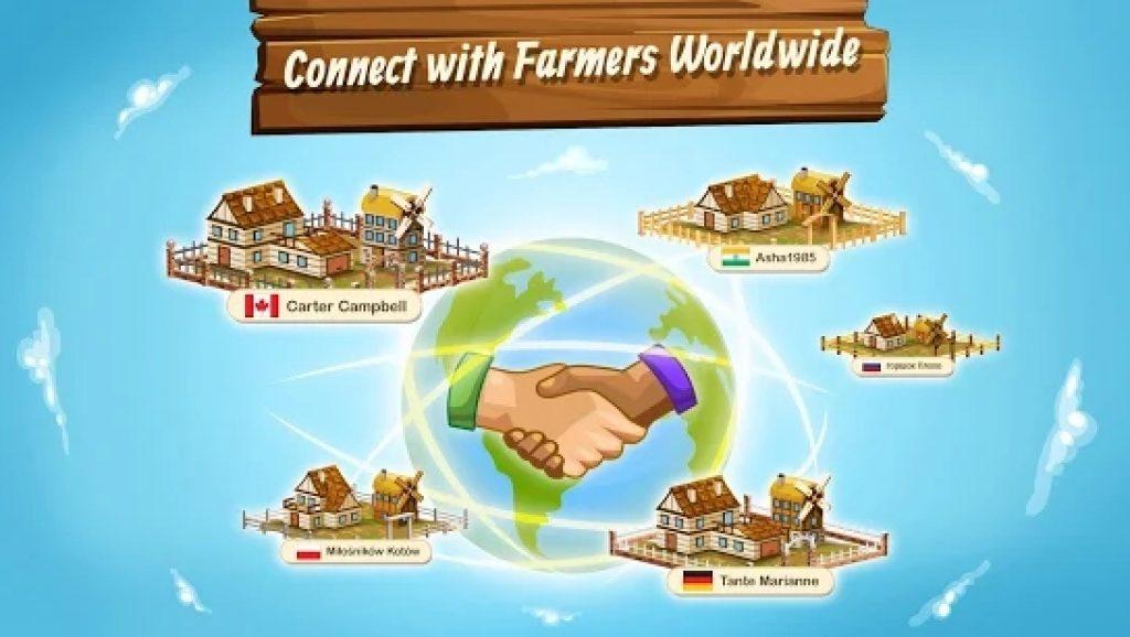 Big Farm Mobile Harvest game for Windows 10 PC