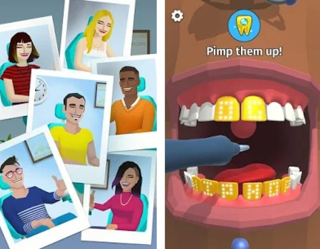 Dentist Bling game for Windows 10 PC