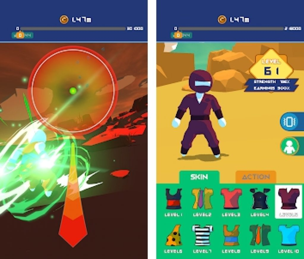 Energy Blast game for Windows 10 PC