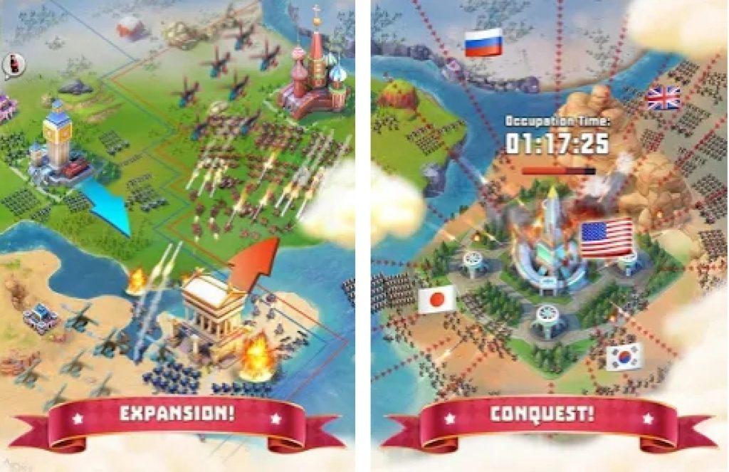 Global War game for Windows 10 PC
