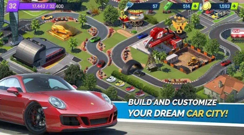 Overdrive City Car Tycoon Game for Windows 10 PC