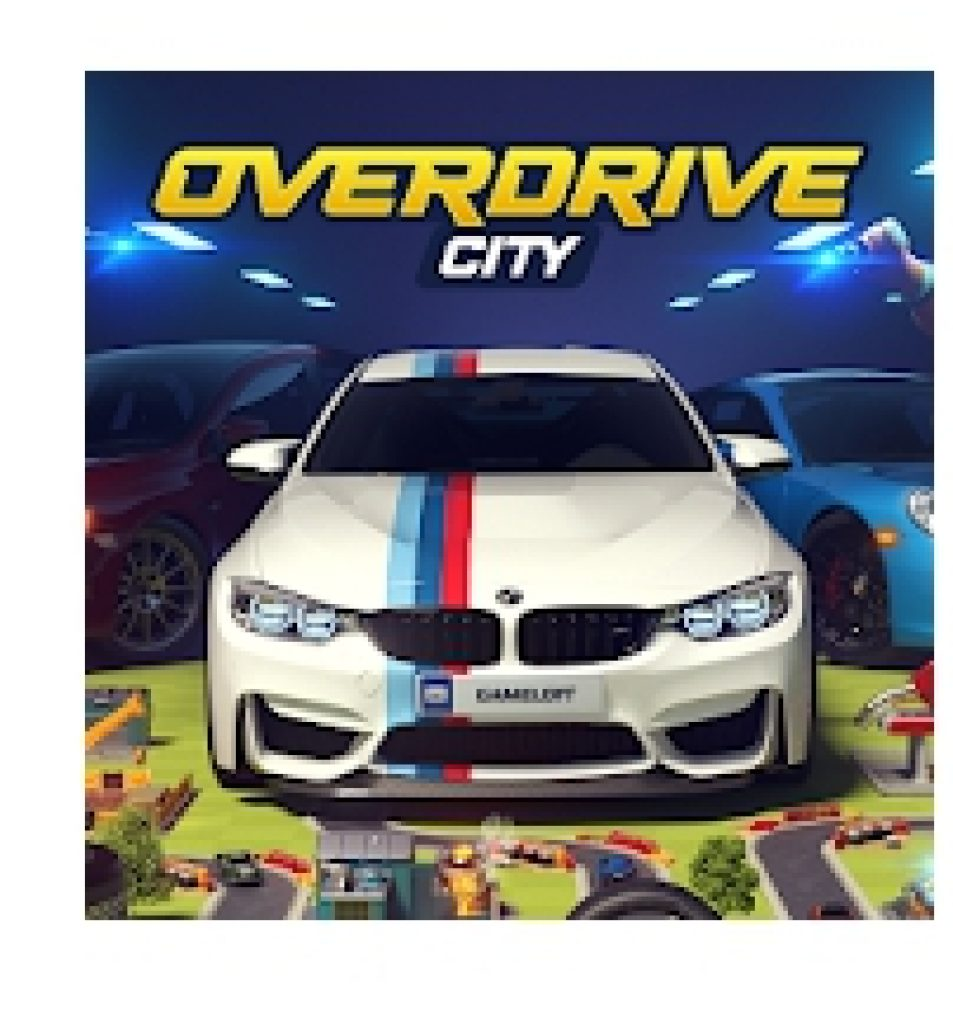 Overdrive City Car Tycoon Game forWindows 10 PC
