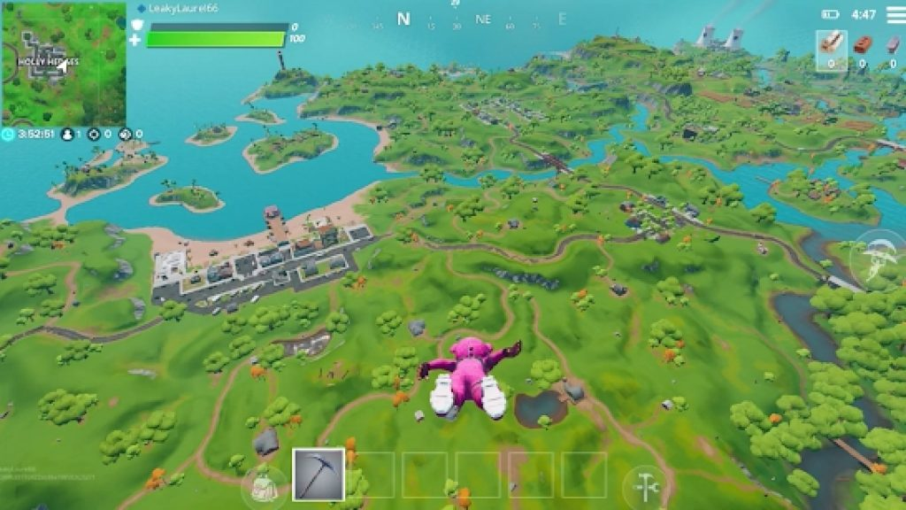 Fortnite Action Game for Windows 10 PC