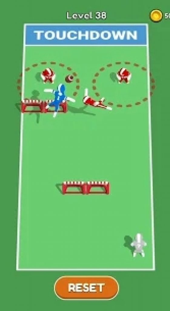Touchdrawn Rugby Game for Windows 10 PC