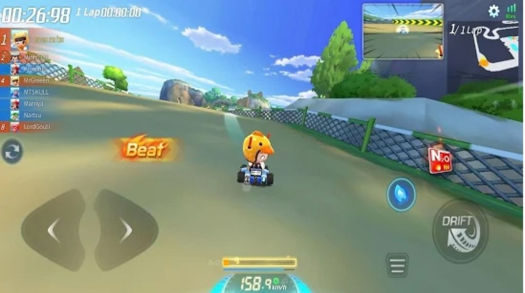 KartRider Rush+ Game for Windows 10 PC