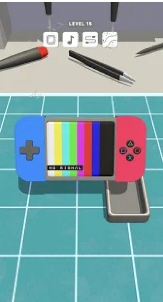 Repair Master 3D game for Windows 10 PC