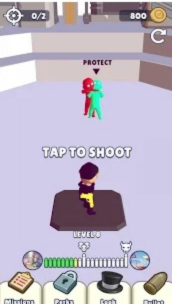 Bullet Bender Game for Windows 10 PC