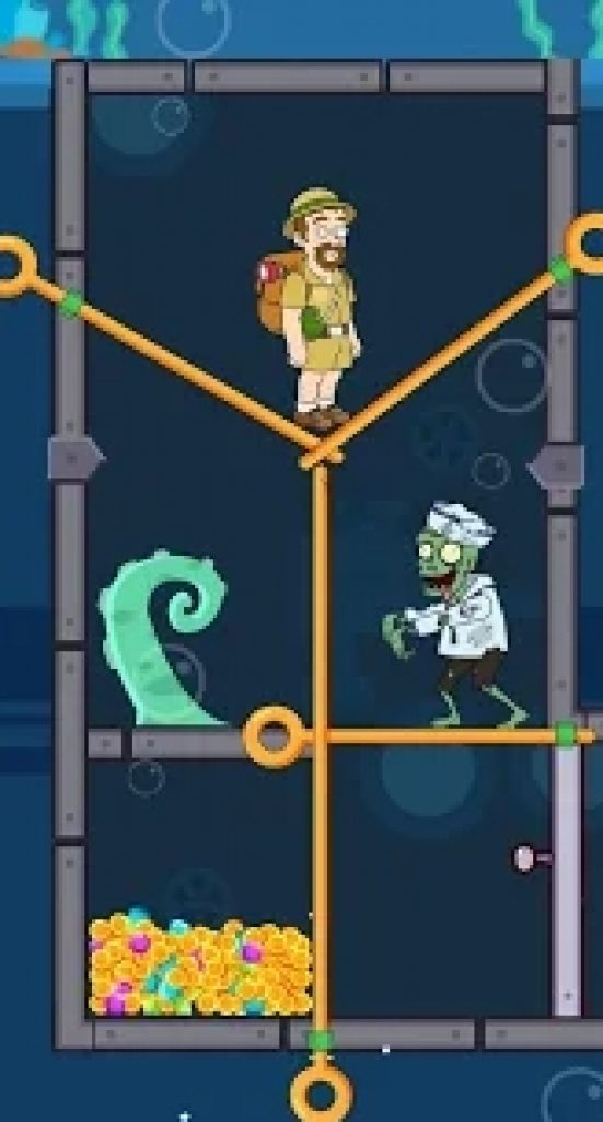 Pull Him Out Puzzle Game forWindows 10 PC