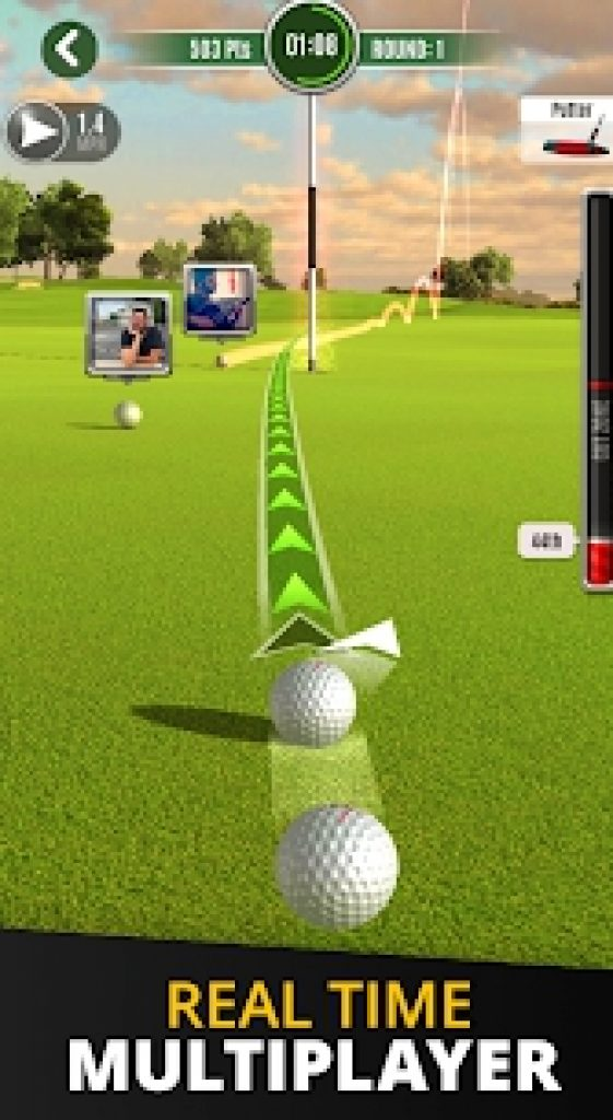Ultimate Golf Sports Game forWindows 10 PC