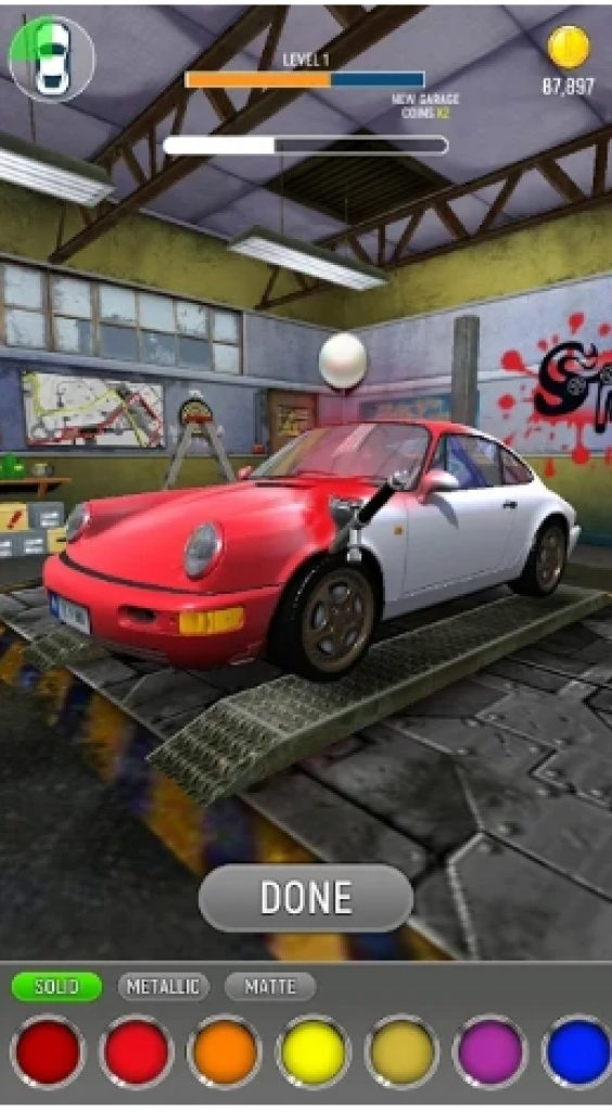 Car Mechanic Simulation Game for Windows 10 PC