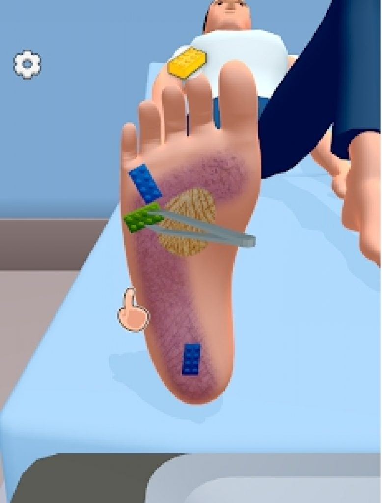 Doctor Care Simulation Game for Windows 10 PC