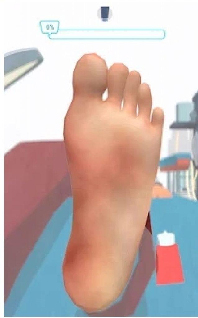 Foot Clinic ASMR Feet Care App forWindows 10 PC