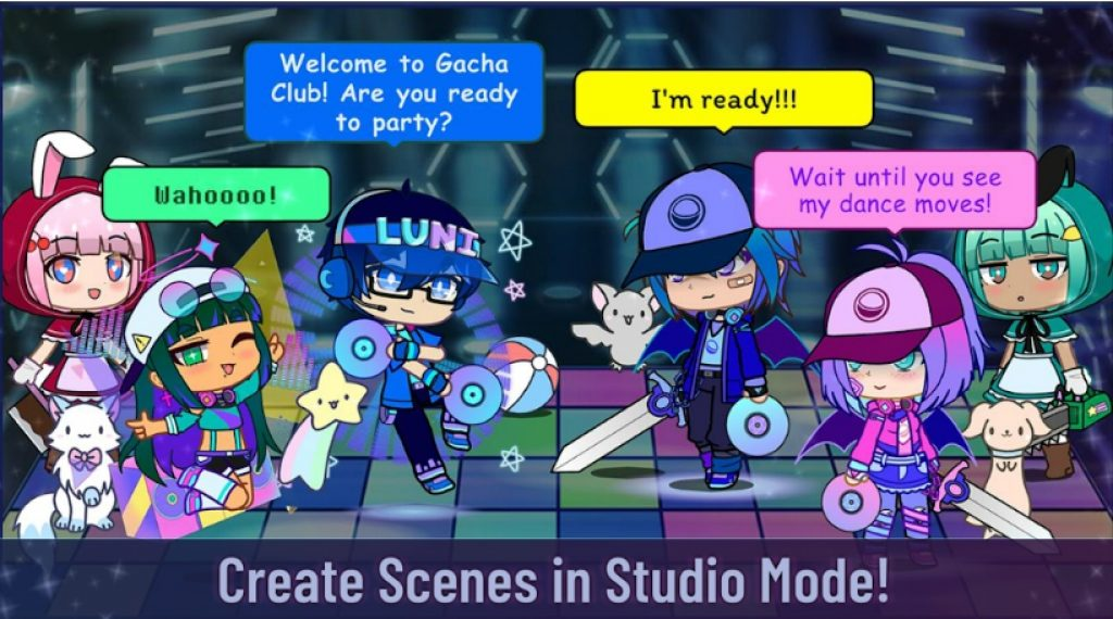 Gacha Club Casual Game for Windows 10 PC