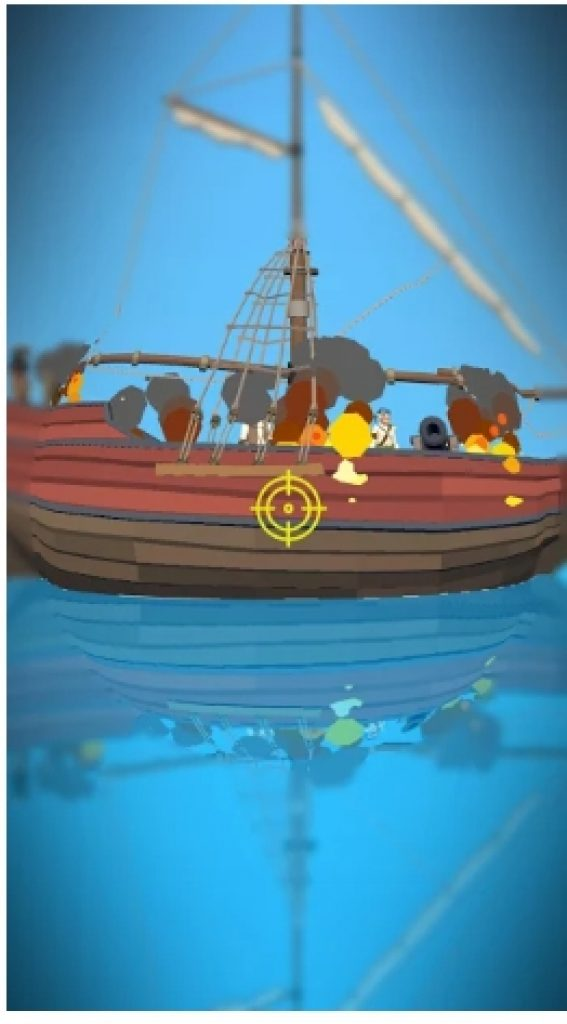 Pirate Attack Casual Game for Windows 10 PC