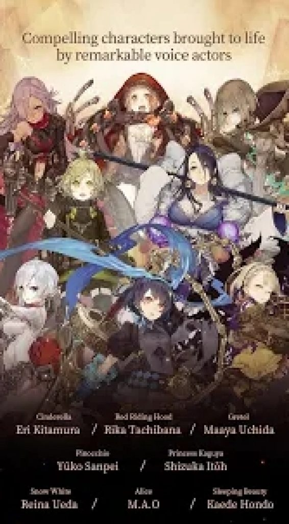 SINoALICE Role Playing Game for Windows 10 PC